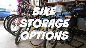 storage options for bike hoarders nature for kids