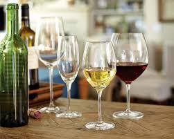 Wine Glasses Schott Zwiesel Cru Classic Bordeaux Wine Glasses Set Of 6