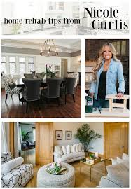 nicole curtis kitchen design remodelaholic channel your inner rehab addict with 6 great tips