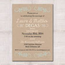 wording for invitation to wedding reception only wedding