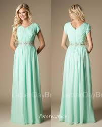 mint green bridesmaid dress high quality beaded mint green bridesmaid dress modest a line