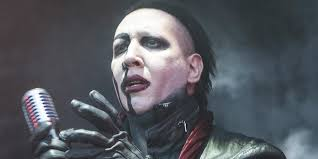 marilyn manson marilyn manson cancels tour dates after onstage injury pitchfork
