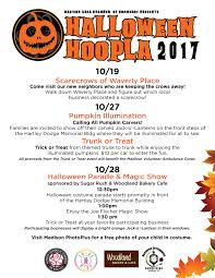 family oriented halloween events in madison madison nj news