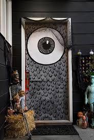 Door Decorations For Halloween The 25 Best Halloween Door Decorations Ideas On Pinterest
