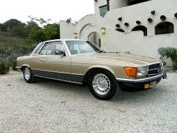 1993 Mercedes Coupe Sold 1981 Mercedes Benz 500slc Homologation Coupe Scott