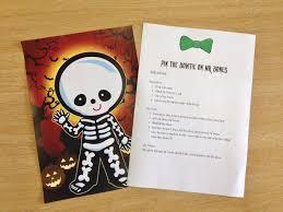 halloween party game marshmallow toss hgtv free printable
