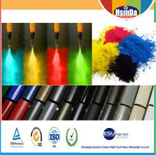 powder coating paint colors china electrostatic powder coatings