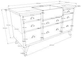 meuble cuisine dimension meuble cuisine 50 cm largeur dimension meuble de cuisine but image