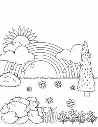 napping house coloring pages r is for rainbow coloring page emily u0027s 3rd birthday ideas