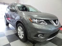 nissan rogue used 2016 used 2016 nissan rogue sv edmonton ab canada wide auto sales