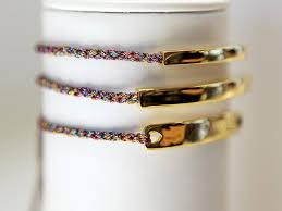 friendship bracelet rainbow images New rainbow metallica monica vinader jpg