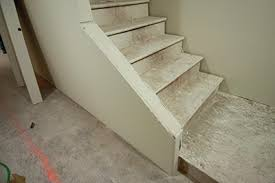 How To Build A Banister For Stairs Building Basics For An Open Rail Balustrade Extreme How To