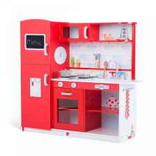 Kidkraft Kitchen Red - wood play kitchen set design home design ideas