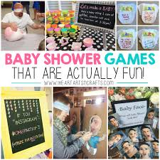 baby shower activity ideas 10 baby shower that are actually i heart arts n crafts