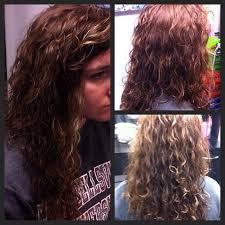 loose spiral perm medium hair loose permed hair loose spiral perm on long hair hairstyle
