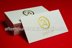 Luxury Business Cards What Are Luxury Business Cards Quora