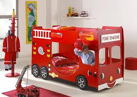 bedroom fire truck bunk bed for inspiring unique bed design ideas