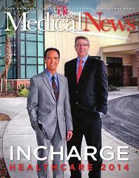 orlando medical news incharge 2014 by southcomm inc issuu