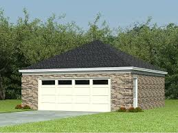 2 car garage plans two car garage plan with hip roof 006g 0036
