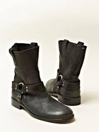 womens biker boots size 9 maison martin margiela 22 s biker boots found on polyvore