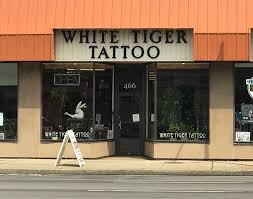 white tiger rochester and webster locations