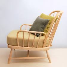 Ercol Windsor Rocking Chair Ercol Jubilee Armchair Designed By Lucian Ercolani Ercol Jubilee