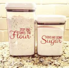 kitchen flour canisters best 25 flour container ideas on bulk food storage