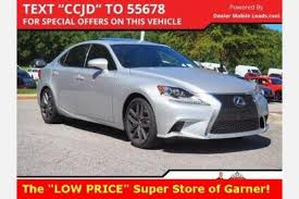 used lexus is 350 for sale used lexus is 350 for sale in raleigh nc edmunds
