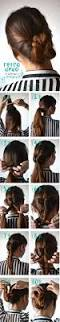 How To Make Easy Hairstyles At Home by Best 25 Easy Professional Hairstyles Ideas On Pinterest
