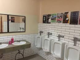 Period Bathroom Mirrors by 3 Memorable Edmonton Restrooms Sonic 102 9