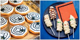 30 easy halloween party treats recipes best ideas for halloween