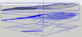 Home Designer Pro Import Dwg Importing Autocad Civil Topography Dwgs Into Sketchup Pro Tutorial