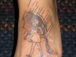 star cloud tattoo design idea