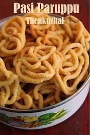 murukku recipe how to chakli moong dal murukku recipe moong dal chakli recipe pasi paruppu