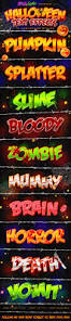 hallowen download download 10 creepy halloween premium photoshop text styles