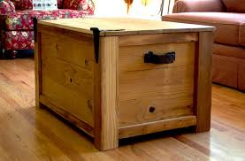 Chest Coffee Table Rustic Trunk Coffee Table Plans Dans Design Magz