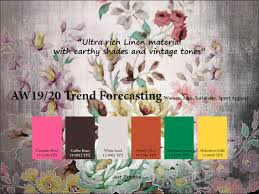 aw2017 2018 trend forecasting on pantone canvas gallery aw2019 2020 trend forecasting on pantone canvas gallery принты 19