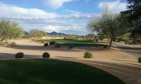 Wild Fire Tees by Faldo At Wildfire Golf Club At Desert Ridge Resort In Phoenix