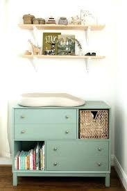 Baby Change Table Ikea Baby Dresser Changer Nursery Crib Changing Table Dresser Set Baby