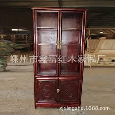 Mahogany Bookcase Mahogany Bookcase Classic Display Cabinets Wood Display Cabinet
