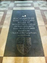 King Richard by File Memorial To King Richard Iii Of England In Leicester