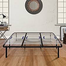 Metal Platform Bed Frames E Rest Lumbar Adjustable Wood U0026 Metal Platform Bed Frame Bed