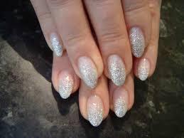 silver glitter nail designs silver nail designs u2013 nail laque and