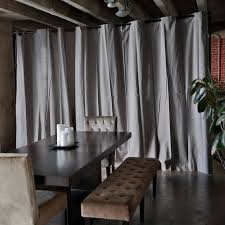 Hanging Curtain Room Divider by Top 25 Best Freestanding Room Divider Ideas On Pinterest Open