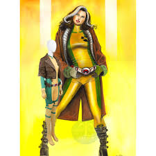 Rogue Halloween Costume Men Future Rogue Anna Marie Costumes Halloween Costumes