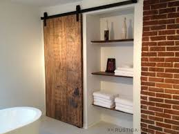 barn door ideas for bathroom 25 best sliding bathroom doors ideas on bathroom