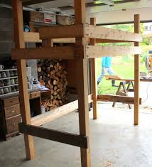 Build Bunk Beds Free by Bunk Beds Free Bunk Bed With Stairs Building Plans How To Build