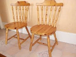 chaise en pin achetez chaises quasi neuf annonce vente à chalon sur