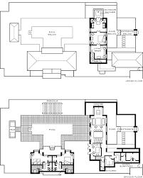 Three Bedroom Ground Floor Plan Three Bedroom Residence Villa Four Seasons Bali At Jimbaran Bay