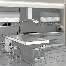les hottes de cuisine hotte cuisine murale silverline zinia inox et verre 90 cm cuisissimo